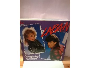 Laban - Caught By Surprise, LP