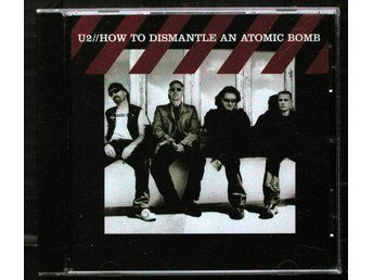 U2 ‎- How To Dismantle An Atomic Bomb