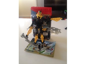 Lego bionicle Mizlika Bitil 8696