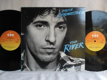 BRUCE SPRINGSTEEN - THE RIVER - CBS 88510