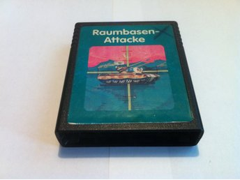 Atari 2600: Raumbasen-Attacke/Star Base-Attack