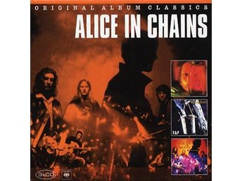 Alice In Chains: Original album classics 1992-96 (3 CD)