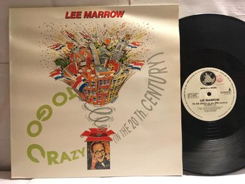 LEE MARROW - TO GO CRAZY...