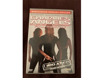 DVD - Charlie's Angels, Full Throttle