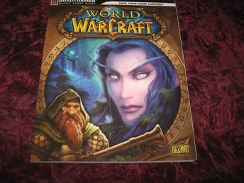 WORLD OF WARCRAFT STRATEGY GUIDE (BLIZZARD OFFICIAL GUIDE)