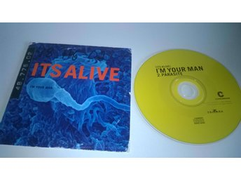 Its Alive - I'm your man, single CD