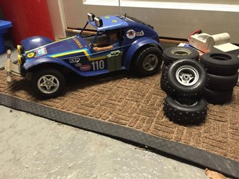 Tamiya Holiday Buggy