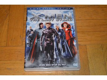 X-Men The Last Stand ( Hugh Jackman Halleberry ) 20006 - 2-Disc DVD