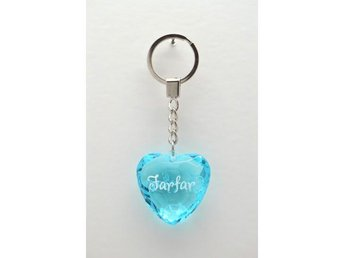 Farfar Diamond keyring