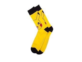 Pokemon: Pikachu Socks Size Medium (39-42)