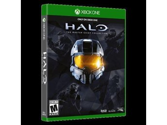 Köp nu: 115kr - Halo: The Master Chief Collection - Digitalkod
