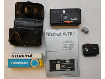 ROLLEI A110. Lanserades som världens minsta kompakt kamera! FRI FRAKT VID KÖP NU - åkersberga - ROLLEI A110. Lanserades som världens minsta kompakt kamera! FRI FRAKT VID KÖP NU - åkersberga
