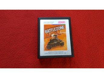BATTLEZONE till Atari 2600 - Blomstermåla - BATTLEZONE till Atari 2600 - Blomstermåla