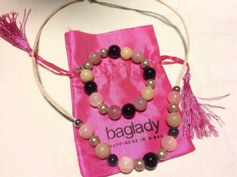 Baglady - Happiness in a bag - armband/halsband, smycken