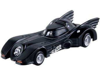 Bilar - Leksaksbil - Batman Bil Dark Knight 1 Metal 146  NY