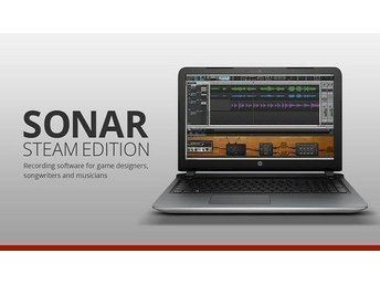 CAKEWALK SONAR Steam Edition - 2016 / DL / Steam gift / Win - Direkt leverans!