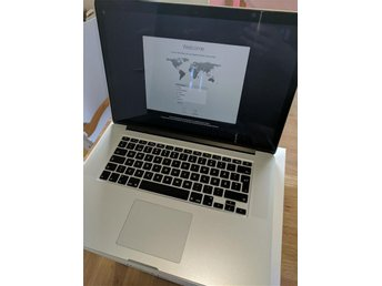 "MACBOOK PRO 15,4"" RETINA - A1398 (CORE I7 2,6GHZ, 16GB RAM, 512GB SSD)"