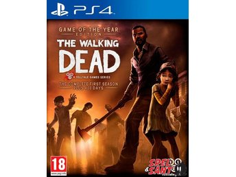 The Walking Dead The Game Game of the Year Edition - Norrtälje - The Walking Dead The Game Game of the Year Edition - Norrtälje