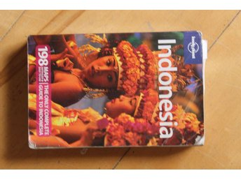 Lonely planet, indonesien, indonesia