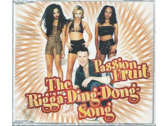 PASSION FRUKT - THE RIGGA-DING-DONG SONG ( CD MAXI/SINGLE )