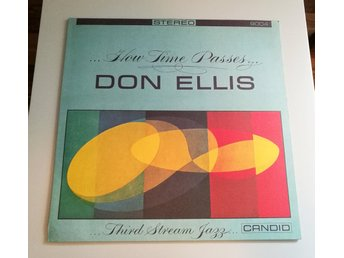 Don Ellis – How Time Passes Candid – CJS 9004 Reissue