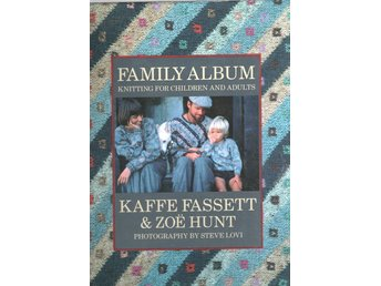 Family album - knitting for children and adults