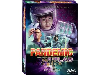 Pandemic: In the Lab - Brädspel