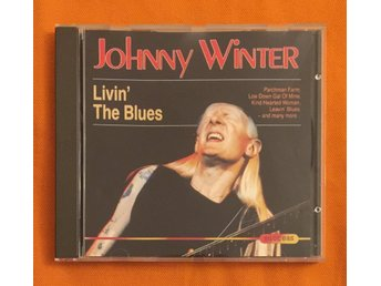 Johnny Winter - Livin' the Blues - CD