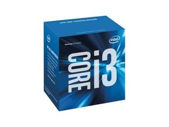 Intel Core i3 6100 3,7 GHz, 3MB, Socket 1151