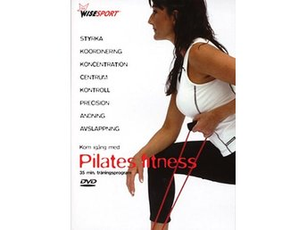 Wisesport - Pilates fitness (DVD)