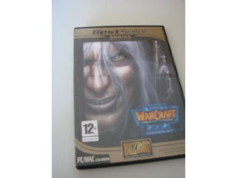 SPEL PC FRÅN BLIZZARD WARCRAFT FROZEN THRONE