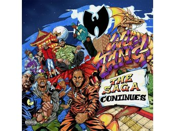 Wu-Tang Clan: The saga continues 2017 (CD)