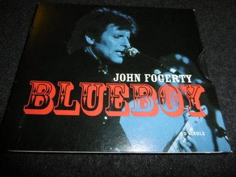 John Fogerty - Blueboy - USA CDs - 1997