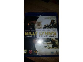Billy Lynn's long halftime walk blu-ray.