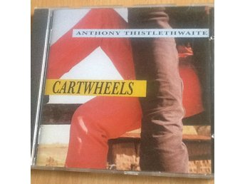 CD ANTHONY THISTLETHWAITE (Fd The Waterboys) + Mick Taylor /Rolling Stones  Cult
