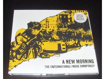 "The International Noise Conspiracy ""A New Morning"" Digipack CD"