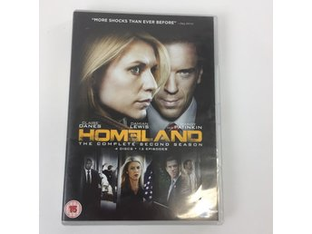 DVD Video, DVD-Film, Homeland