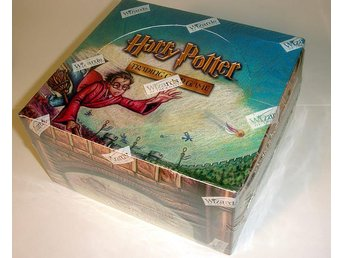 HARRY POTTER ORIGINAL INPLASTAD BOX  QUIDDITCH CUP  !!!