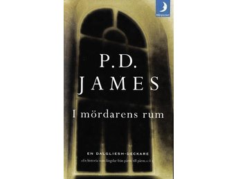 I mördarens rum, P D James (Pocket)