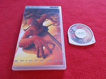SPIDERMAN FILM till Sony PSP