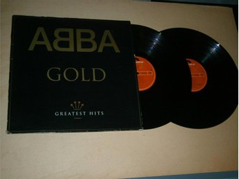 ABBA - Gold (Greatest Hits) HOL-92