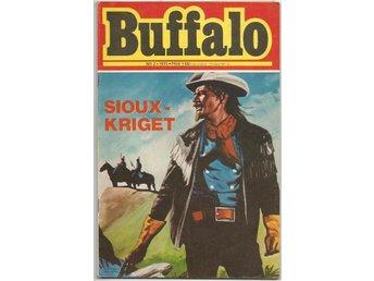 Buffalo Bill 1970 Nr 2 FN/VF - Vikingstad - Buffalo Bill 1970 Nr 2 FN/VF - Vikingstad