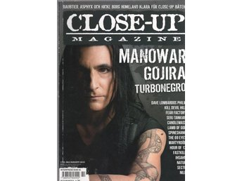 Close-Up Magazine #142