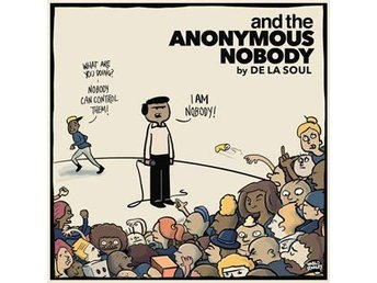 De La Soul: And The Anonymous Nobody (CD)