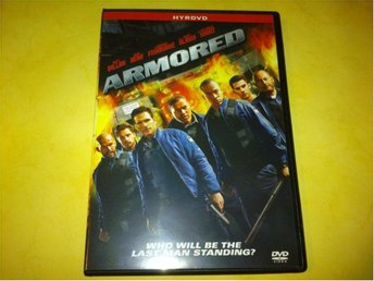 Armored (Laurence Fishburne, Matt Dillon, Jean Reno)