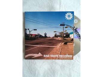 Punk - Bad Taste Records Summer Sampler CD 2005 Promo