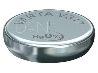 1 Varta Watch V 317