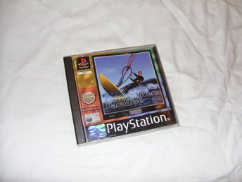 Windsurfers Paradise Playstation 1 PAL sport spel