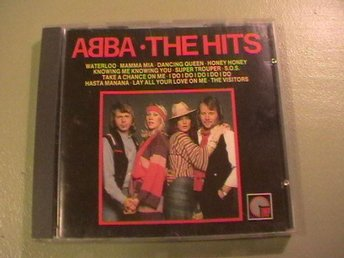 ABBA     THE HITS     PWKS 593