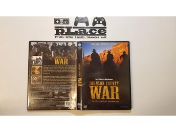 Johnson County War DVD